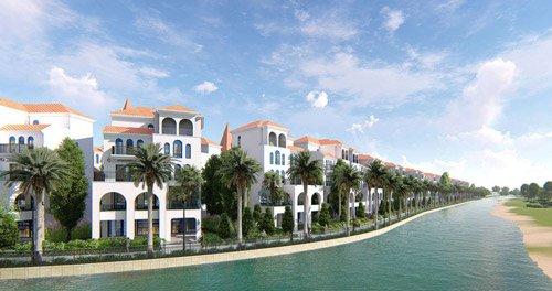 Thông tin các dự án Sunshine Villas được Sunshinegroup phát triển