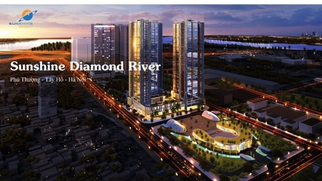Chung cư Sunshine Diamond River