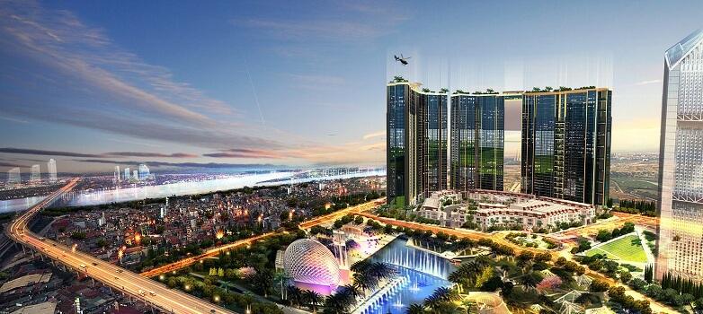 Chung cư Sunshine City Tây Hồ