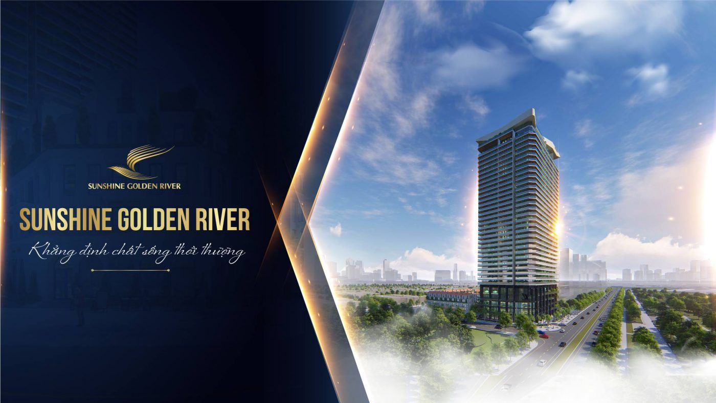 Sunshine Golden River Ciputra