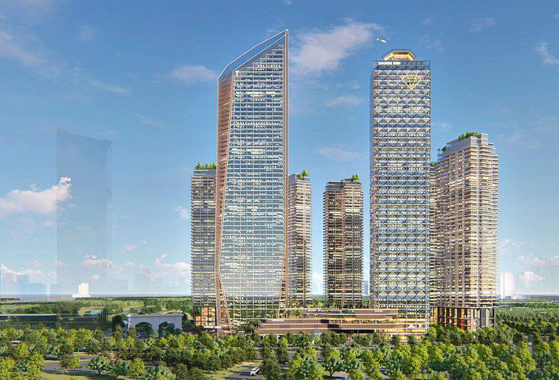 3 lý do khiến Sunshine Empire trở thành nơi đáng sống nhất Hà Nội