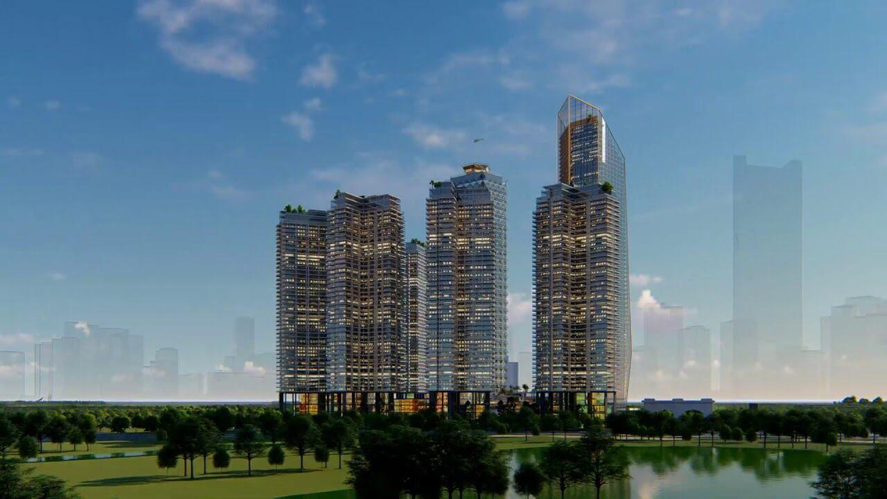 Sunshine Empire - thiết kế thượng đỉnh mang đẳng cấp quốc tế