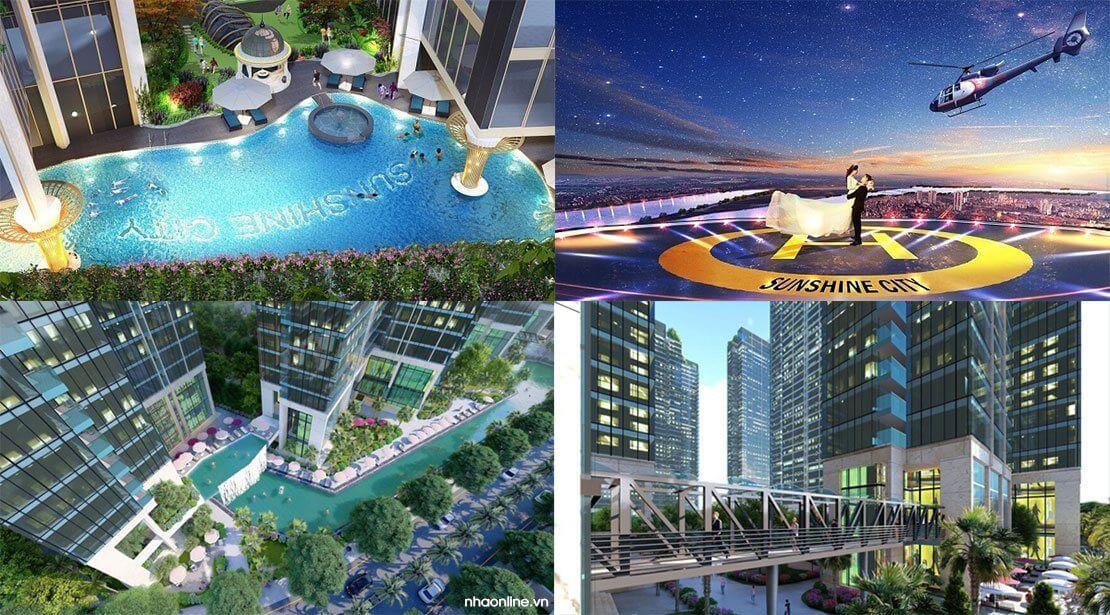 Shunshine City Sài Gòn - Tiện nghi đẳng cấp, dẫn đầu xu thế
