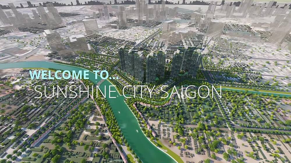 Đánh giá chi tiết nhất về dự án Sunshine City Sài Gòn