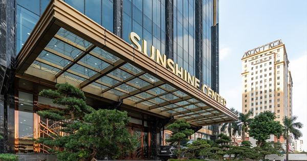 Bước tiến thần tốc của Sunshine Group trên thị trường bất động sản
