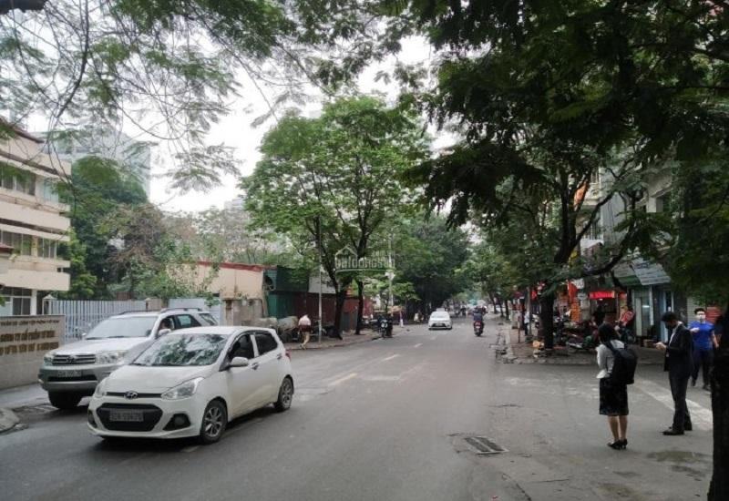 Hình ảnh thực tế tại dự án 82 Chùa Láng Langs Village
