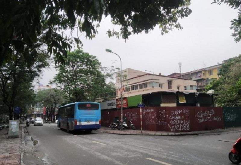 Hình ảnh cập nhật tiến độ dự án Langs Village 82 Chùa Láng